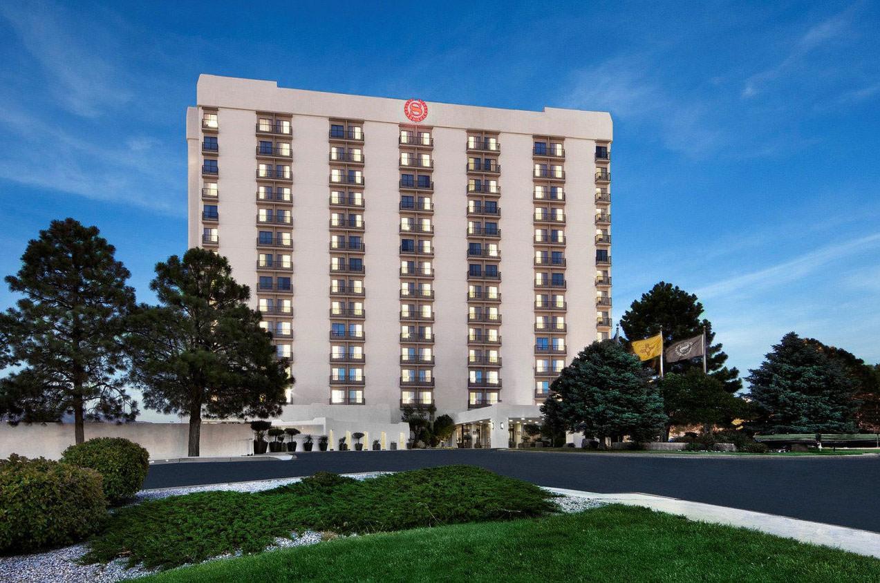 SHERATON ALBUQUERQUE AIRPORT HOTEL -