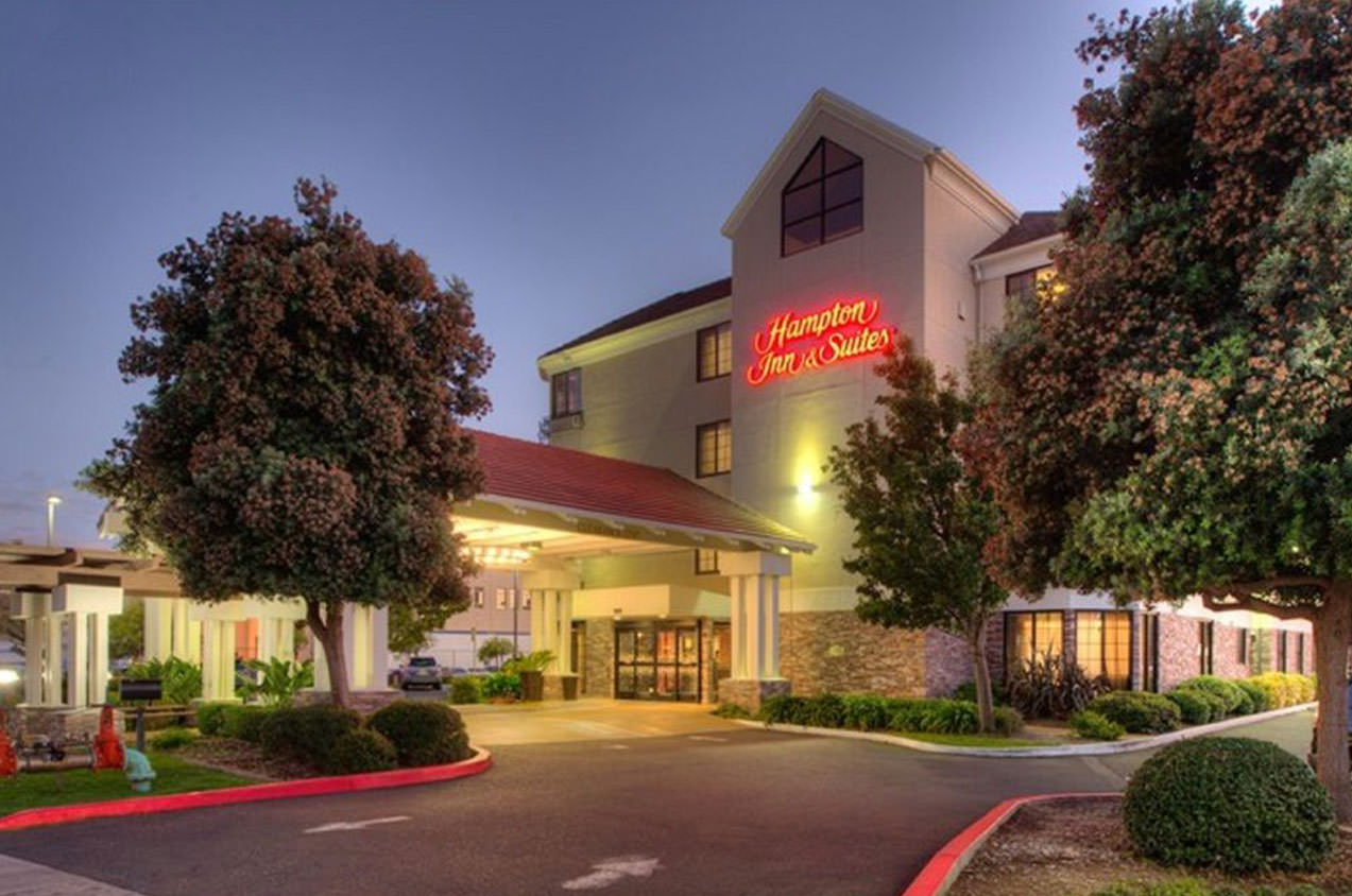 HAMPTON INN & SUITES SAN FRANCISCO - BURLINGAME - AIRPORT SOUTH -