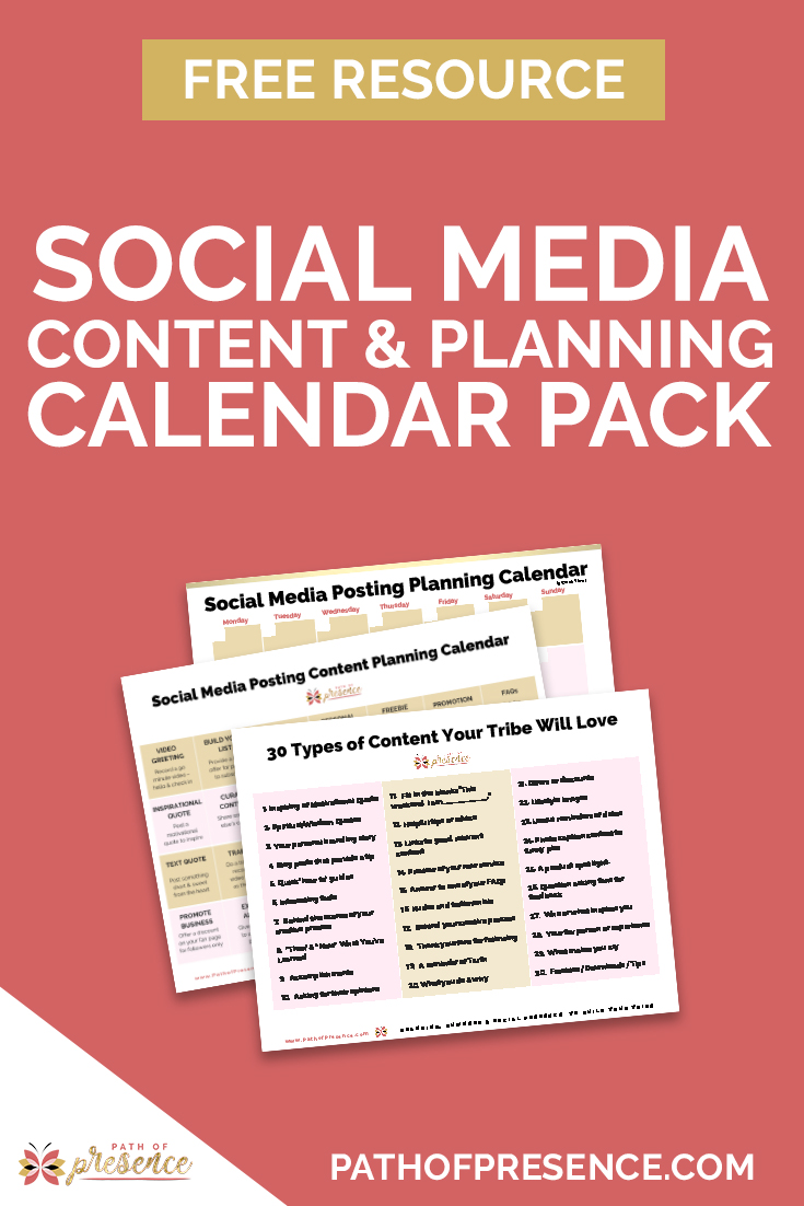Social media Content and Planning Calendars