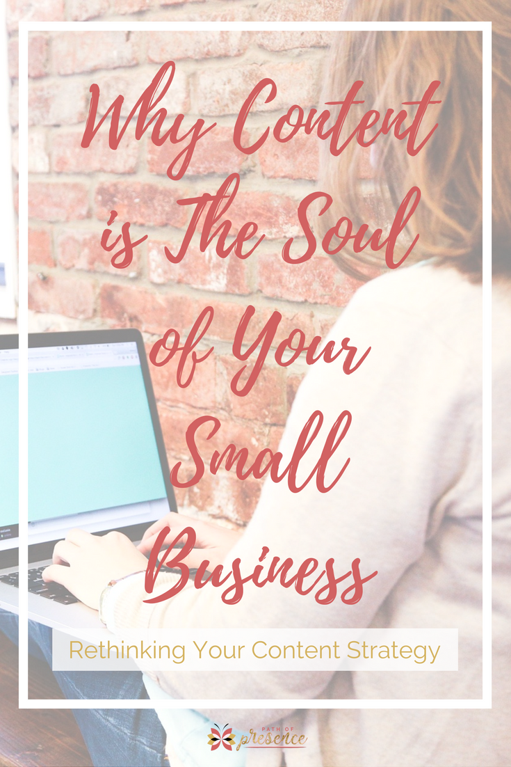 Content Strategy: Why Content Is Not Just King, It Is The Soul Of Small Business :: Content Marketing Tips :: Social Media Marketing Tips :: SMM :: CONTENT CREATION, CONTENT, BUSINESS, PRESENCE :: SOCIAL MEDIA, SMALL BUSINESS, SOLOPRENEUR :: WOMANPRENEUR :: INFOPRENEUR