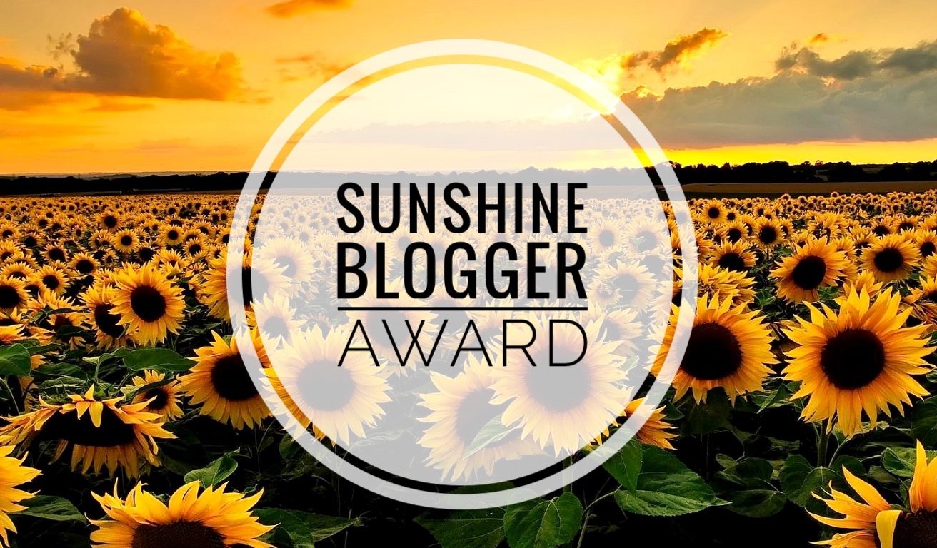 Sunshine Blogger Award – PathofPresence.com :: Nominatees for the Sunshine Blogger Award