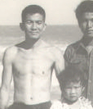 Honring Dad and his memory - Childhood at 4 years old.  Fathers Day :: Path of Presence