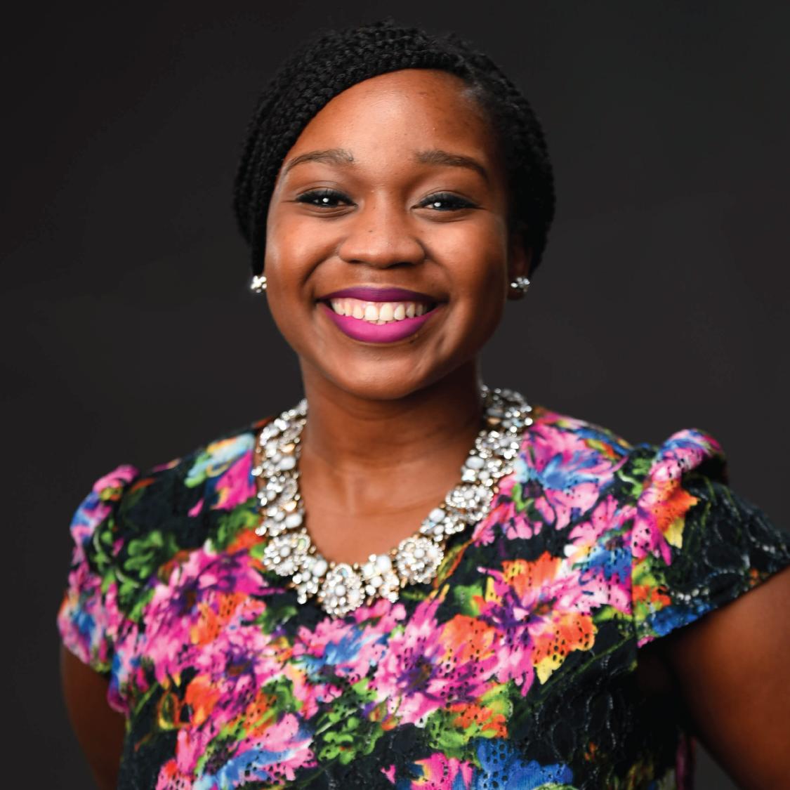 Michelle Mbekeani -