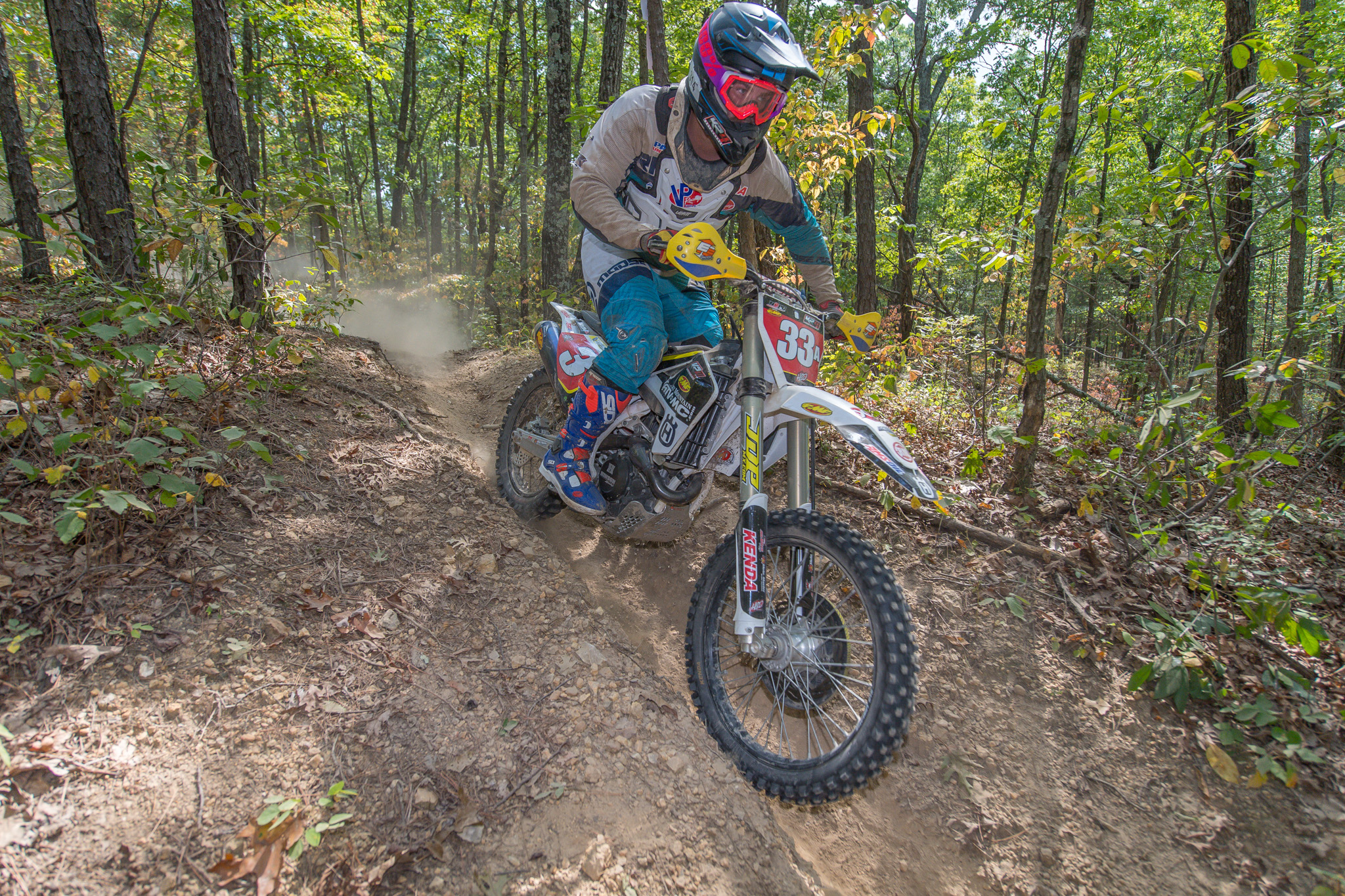 Grant Baylor had a successful weekend in Missouri, finishing second overall.Photo - Shan Moore