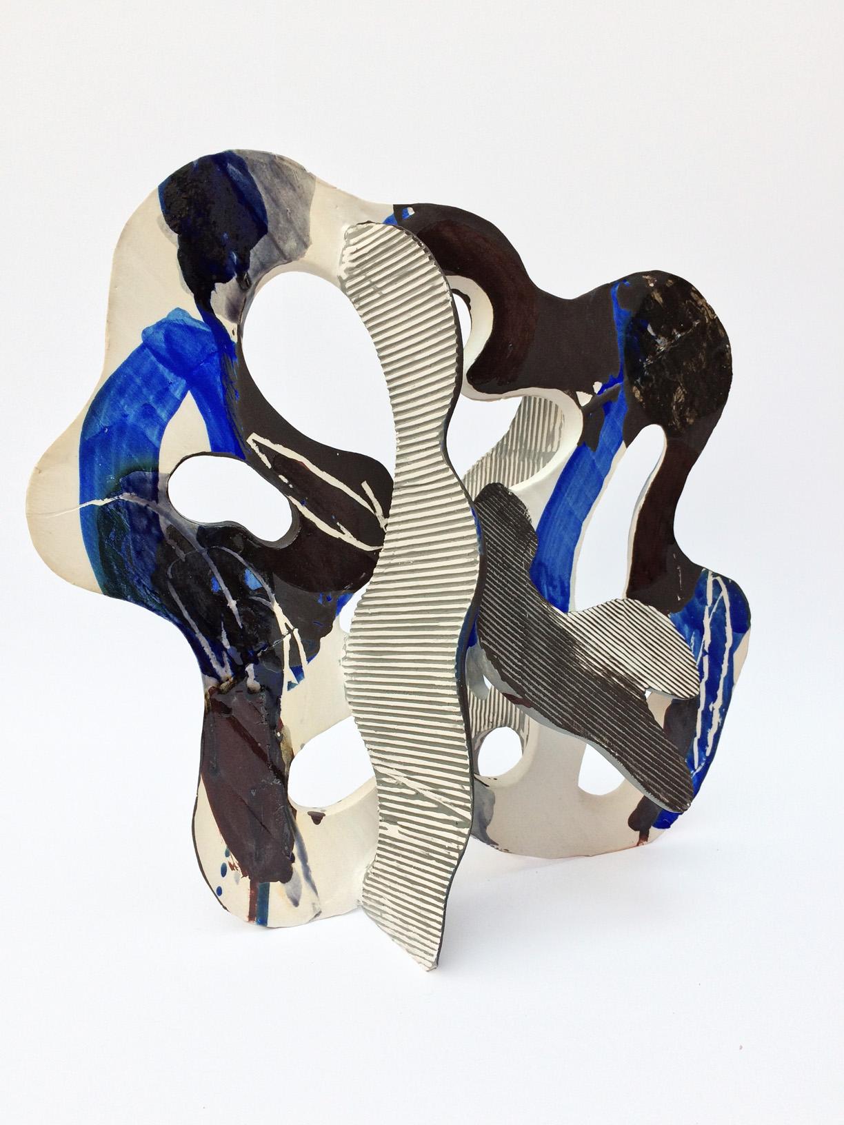 Composition 1 - H 32cm x W 34cm