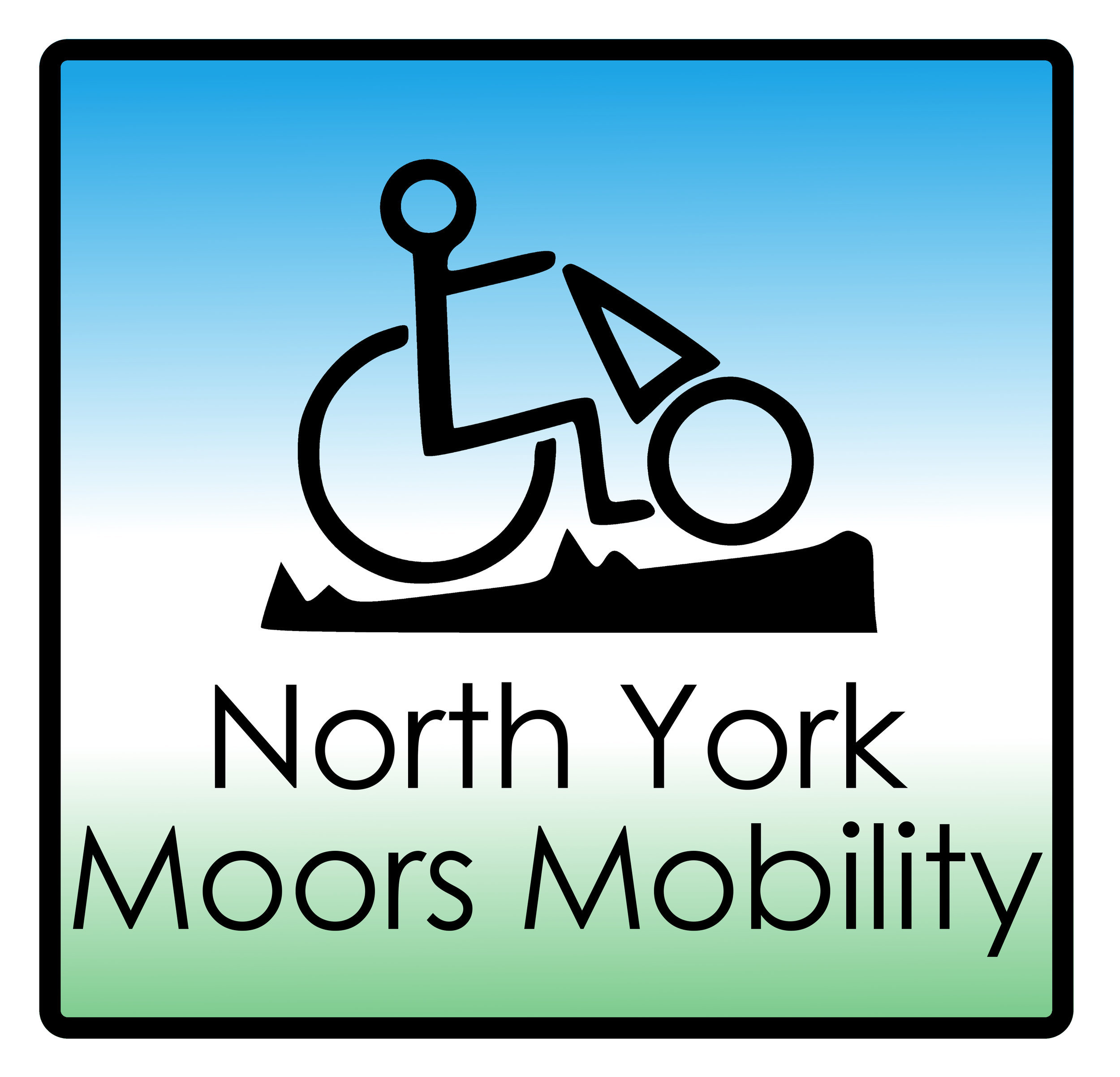 North York Moors Mobility logo