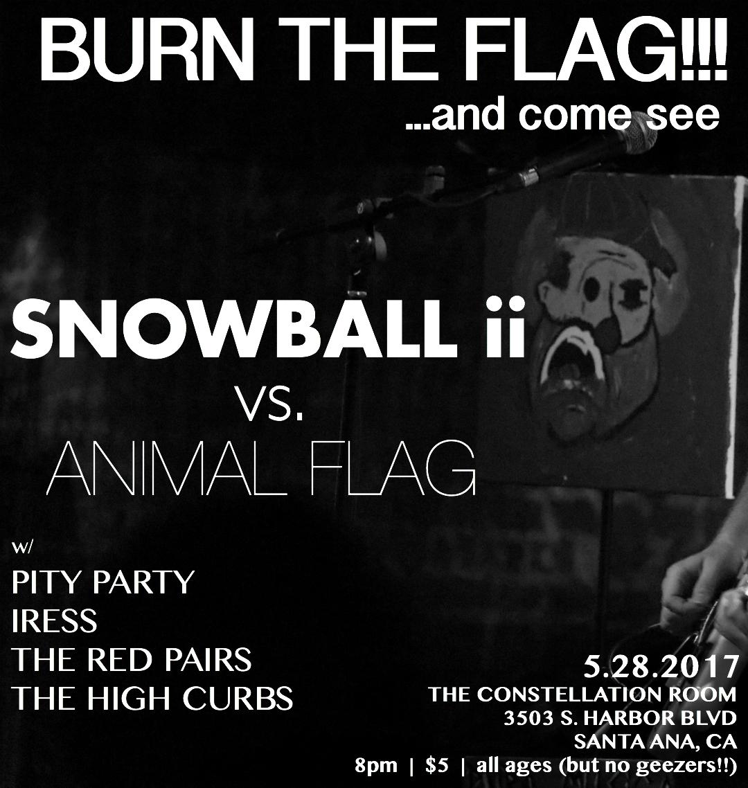Snowball ii Constellation Room 5/28/17.jpg