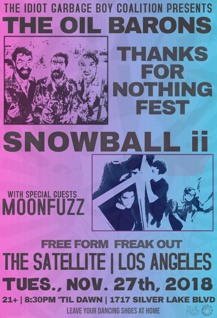 Snowball ii The satellite