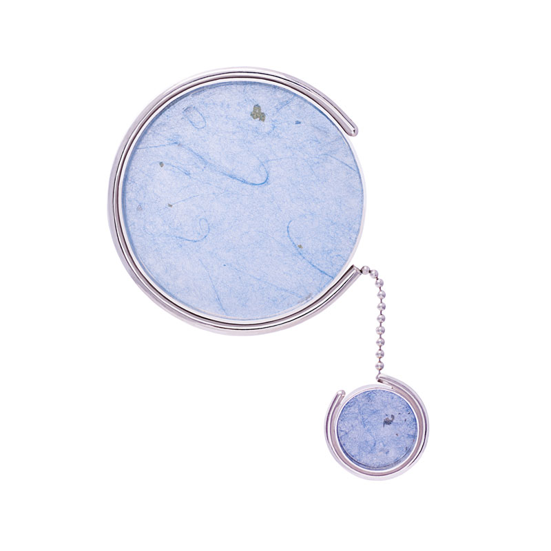Patricia-Wong-The-Rose-Tint-tinted-brooch-sterling-silver-blue