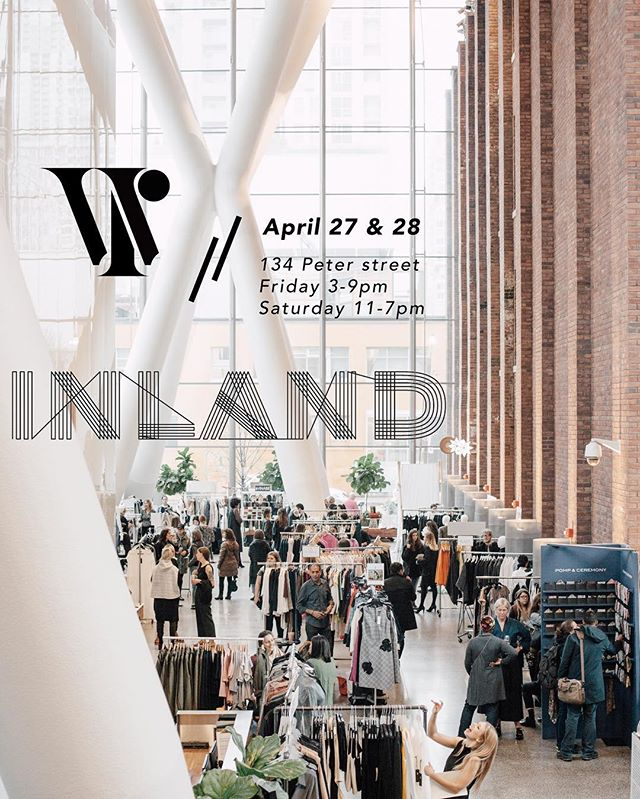 We are so excited to be showing at @made_inland for the first time this year! Come join us next weekend at 134 Peter street and preview our latest collection featuring beautifully shaped baroque pearls. It's going to be all about asymmetry, layering earrings, customization and dainty diamonds this year! We are also taking part in @thekitca X @made_inland giveaway, so let's keep our fingers crossed for beautiful weather and see you next weekend 🌷💜