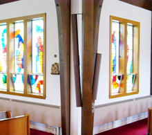 Sound system installation is tailored to the unique attributes of each worship space