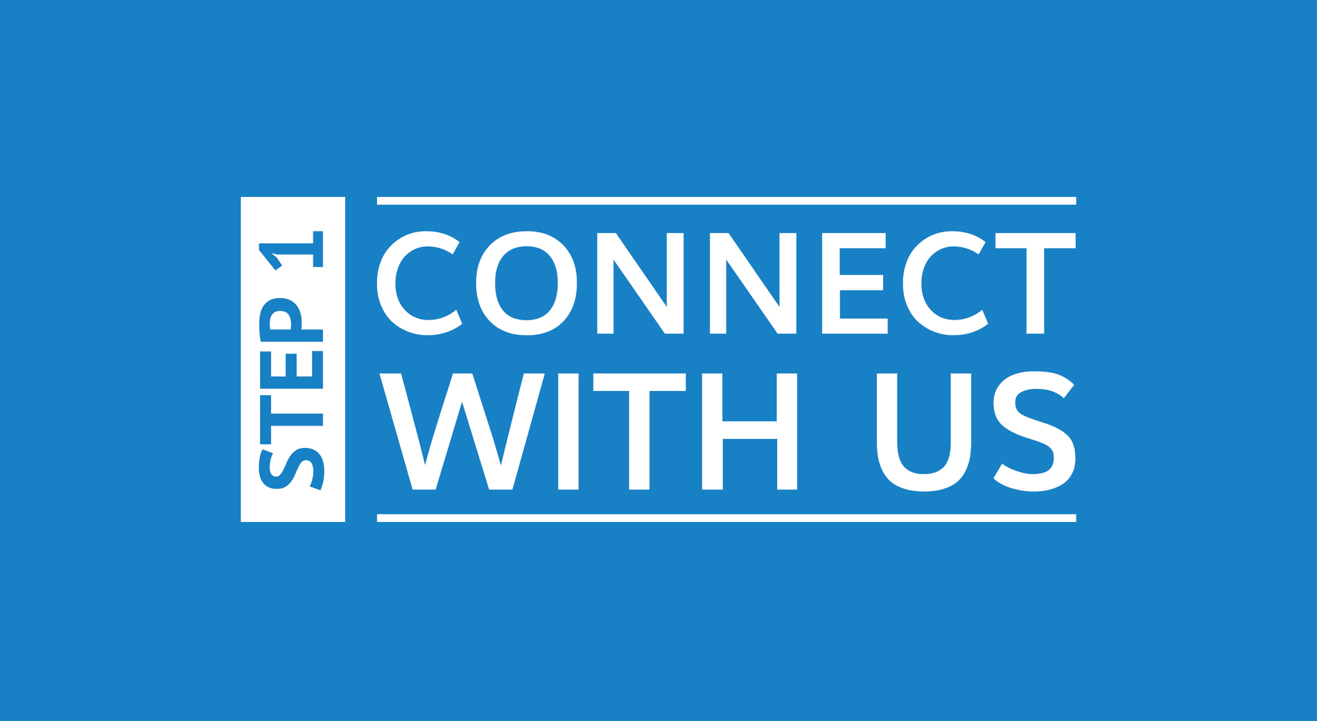 Join us on social media and let's have a conversation. We're here for you.