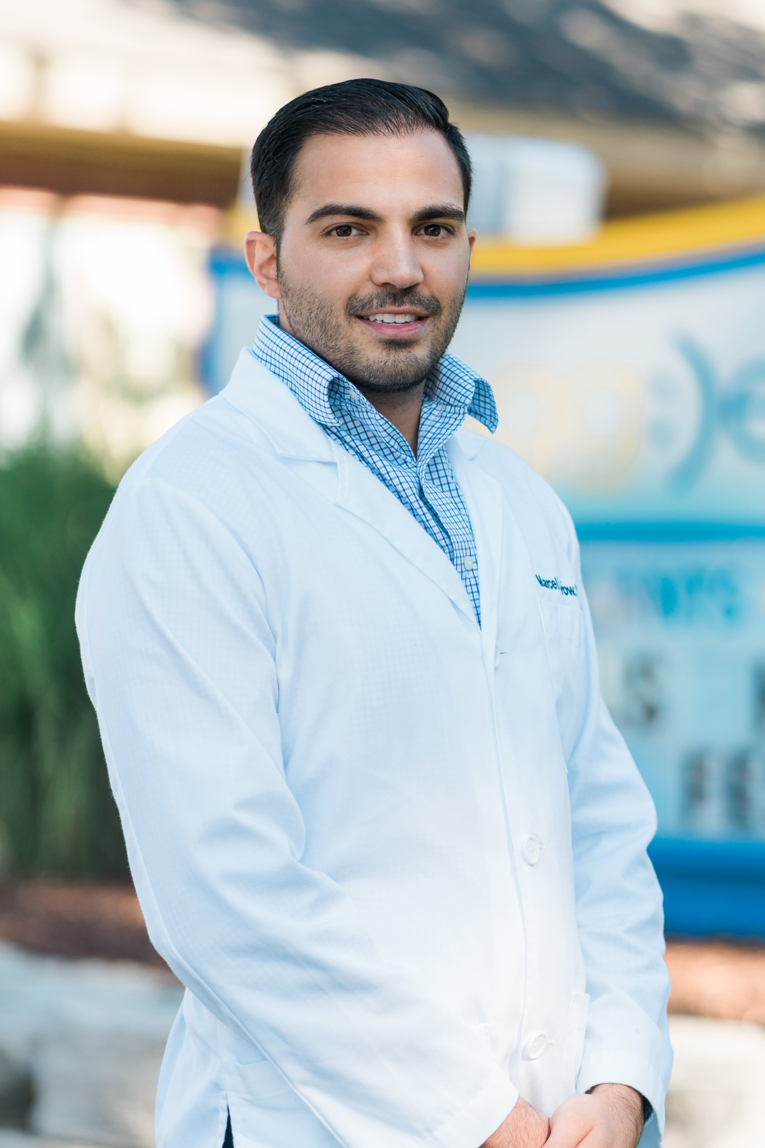 Dr. Marcell Orow DDS