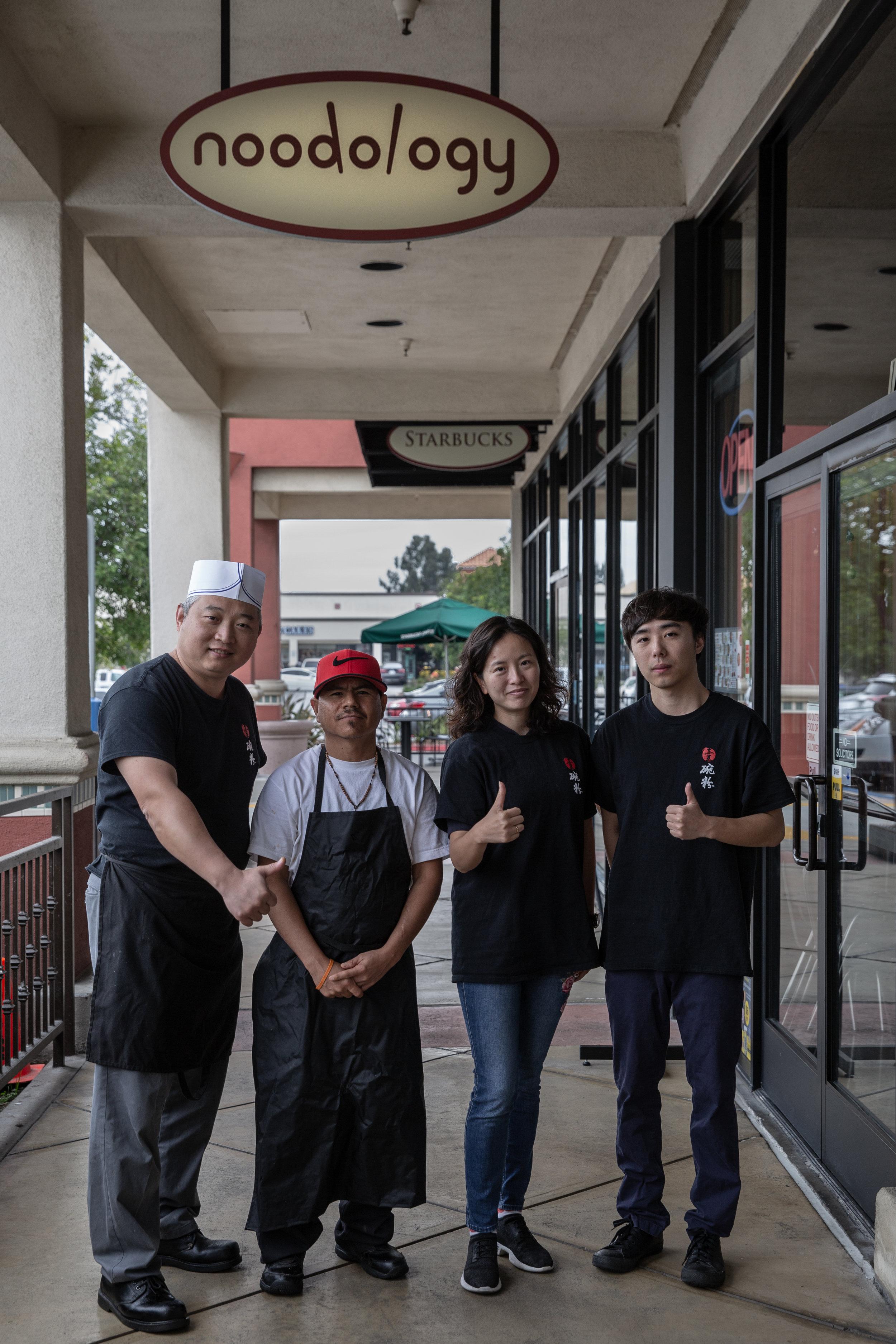 Documentary Migration Of Chinese Restaurants — HUGHLi