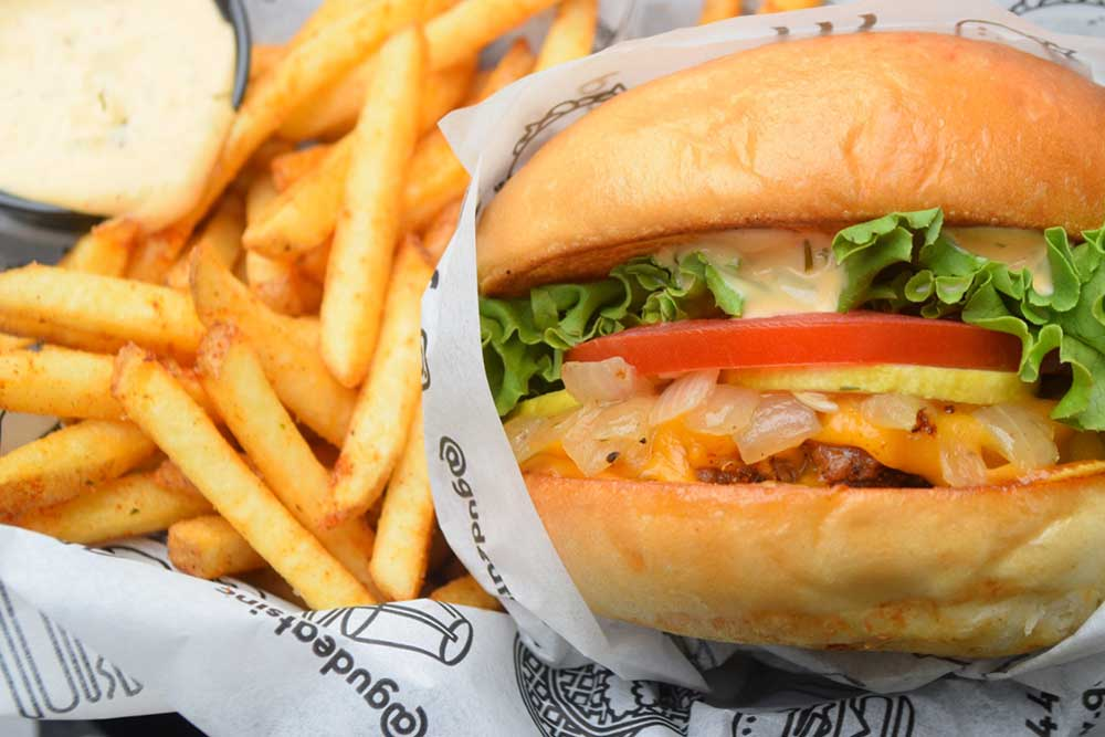 What's the best burger in Saskatoon? We made it, and you should try it!