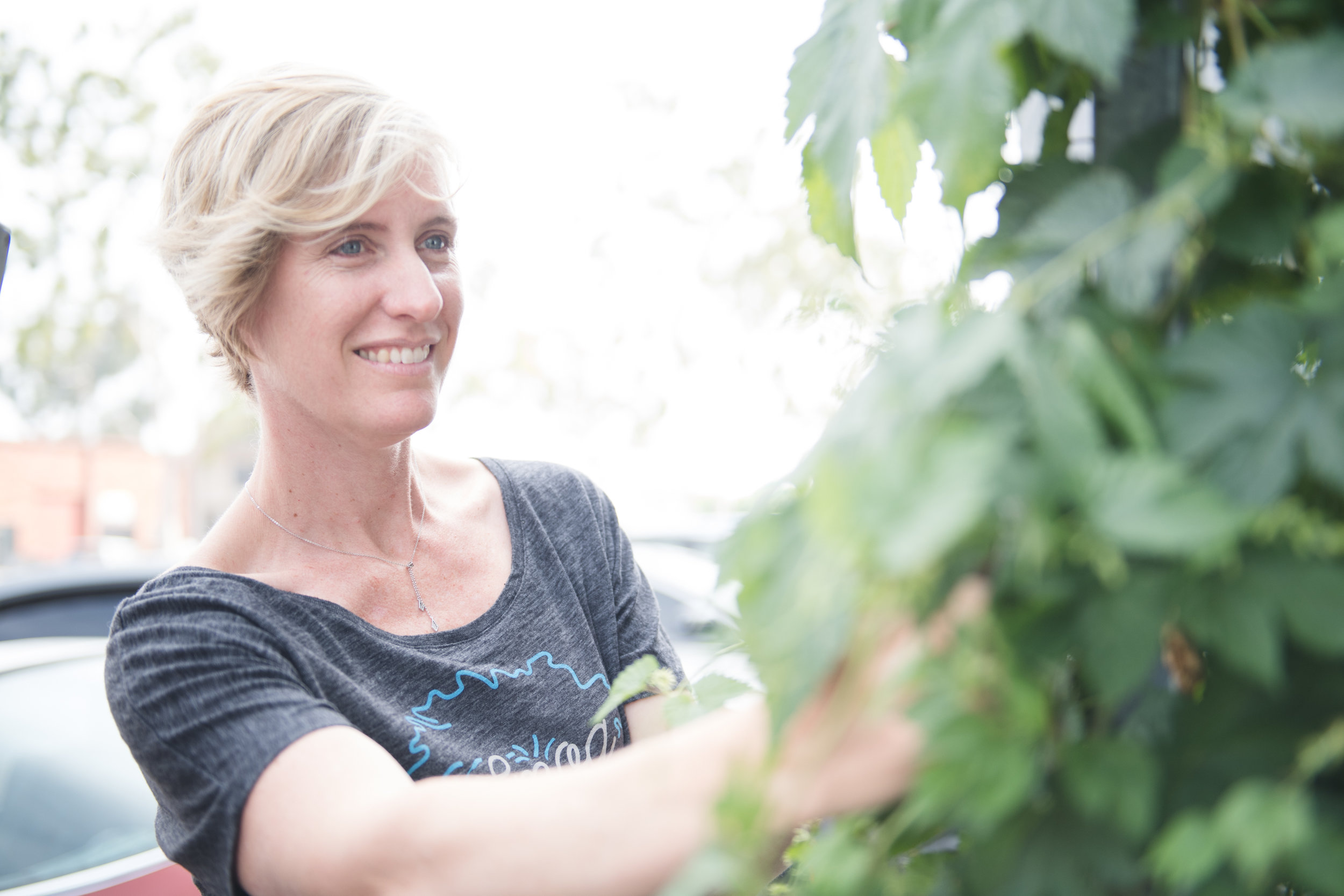 FACES OF FOOD FORWARD - LAURIE PORTER: SMOG CITY