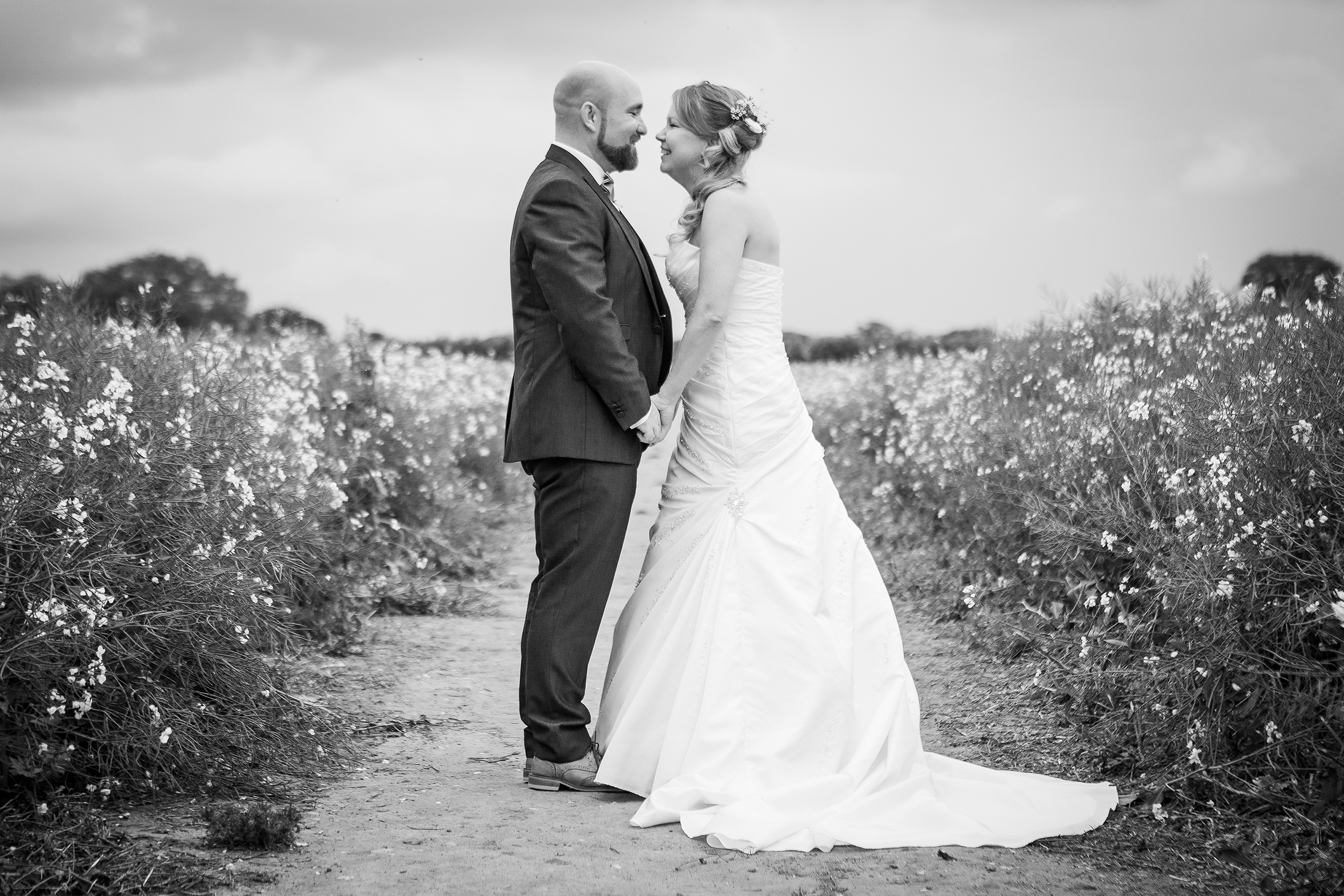 """We booked Luke for our wedding and couldn't be happier with him and the results! Luke is an extremely talented professional, organised and has excellent attention to detail. Luke has a knack of getting all the shots you'd hope for and much more."""