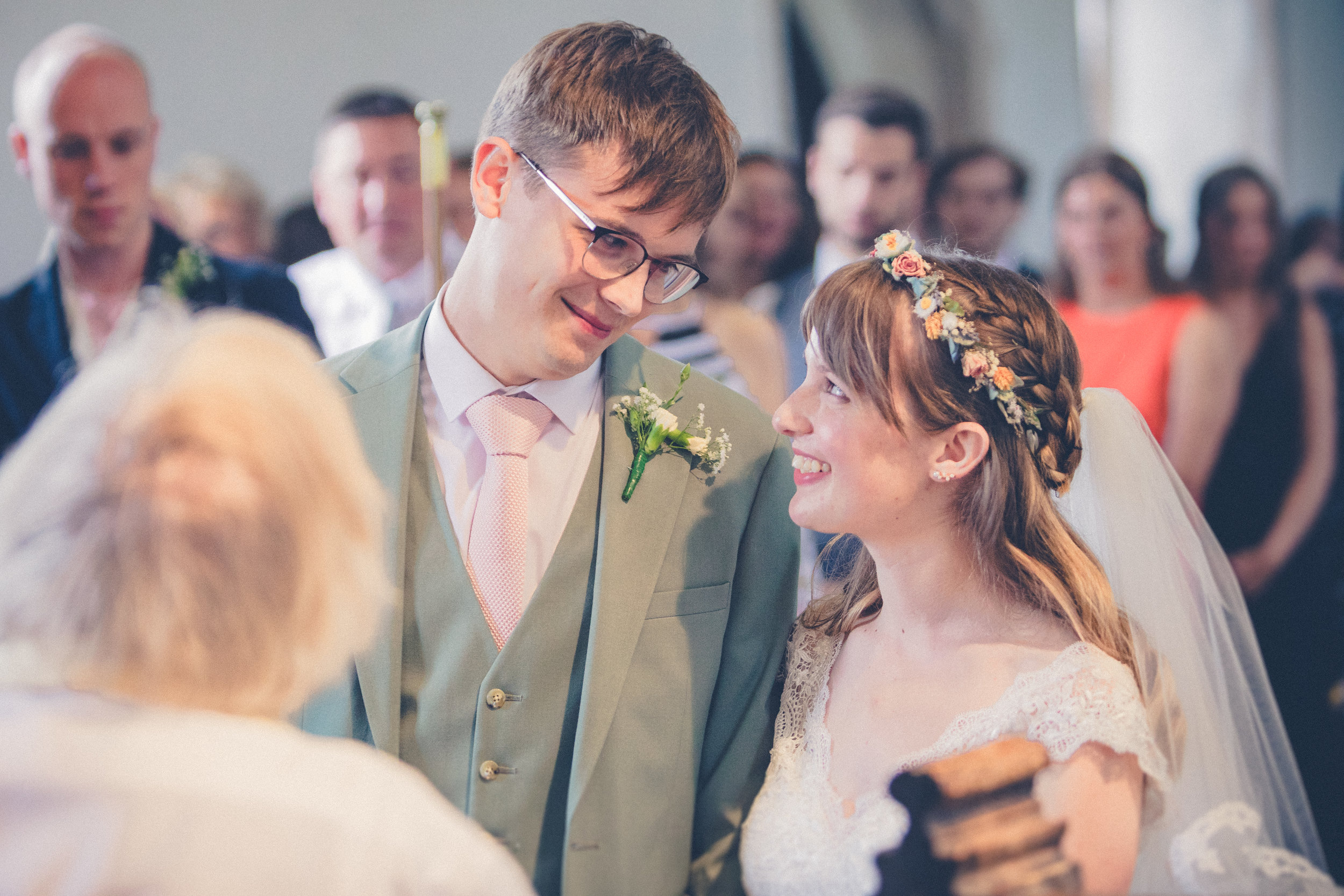 """Luke photographed my wedding this year and I am really happy with the photos he took. Luke is professional and considerate and very friendly too!"""