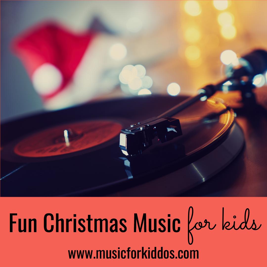 Fun Christmas Music For Kids!