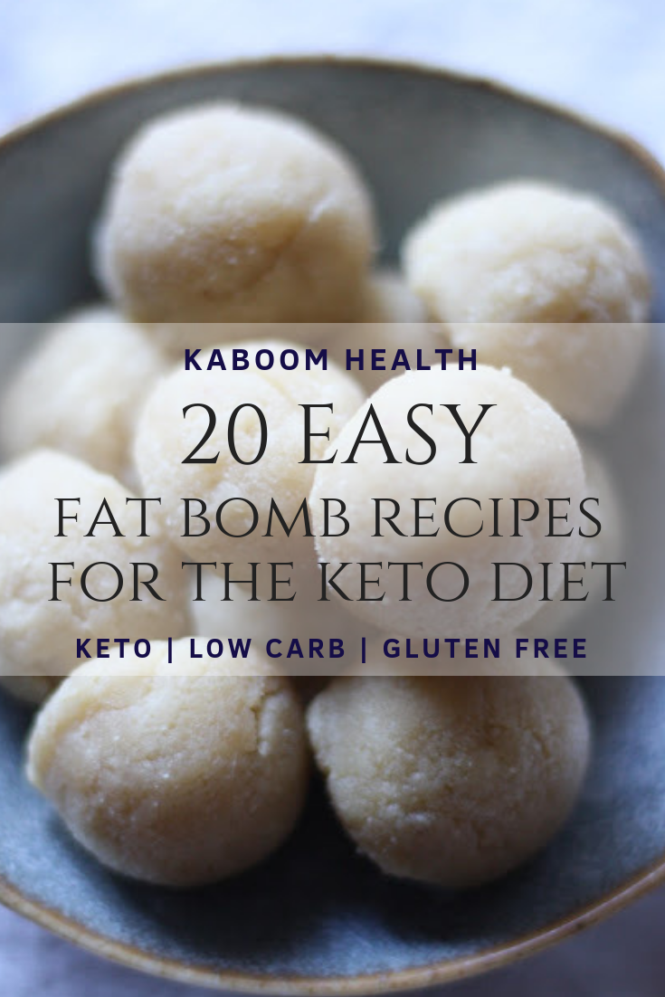 20 Easy Fat Bomb Recipes for the Keto Diet.png