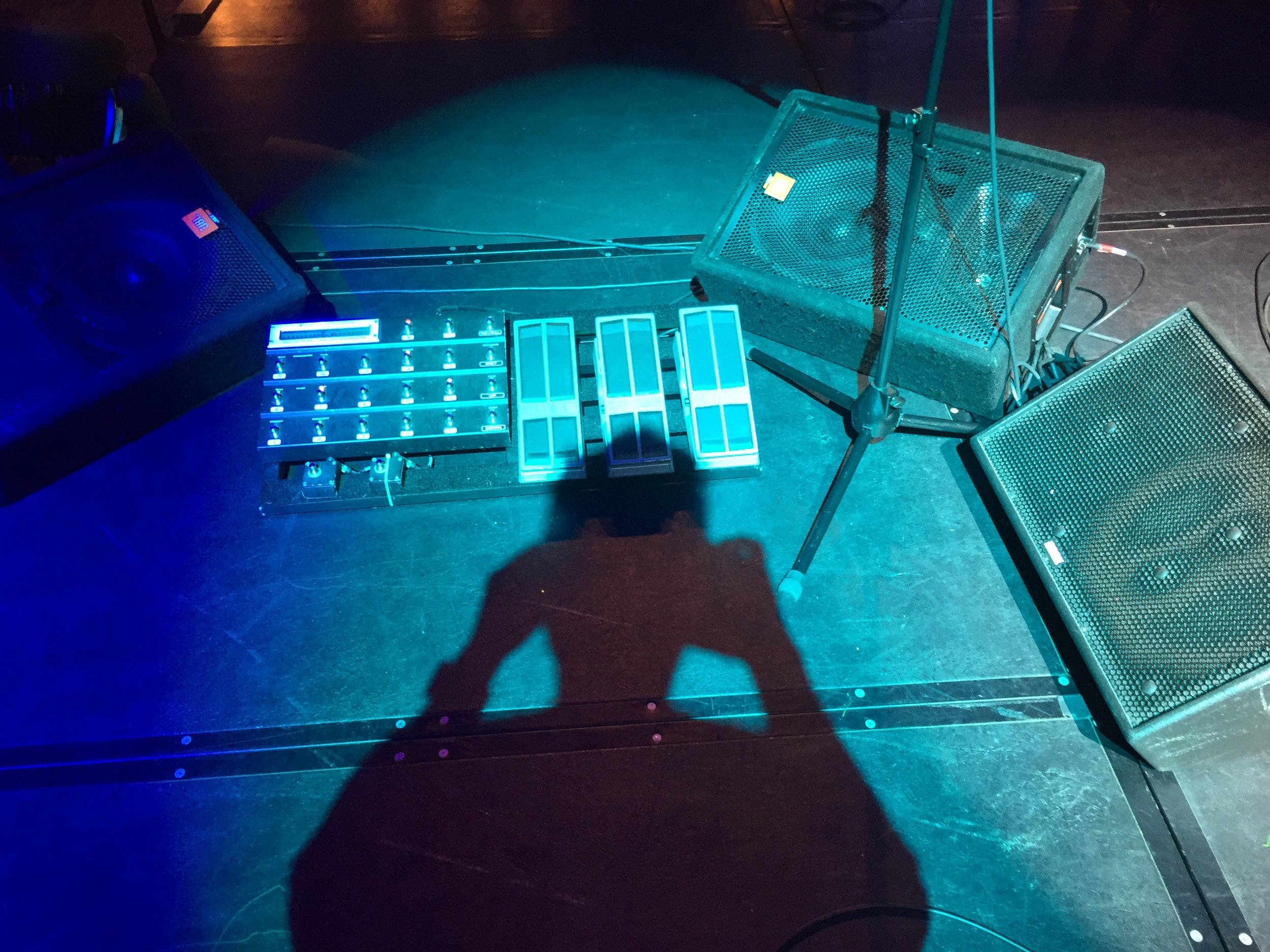 w/Live Band Karaoke at Olivet Nazarene University.
