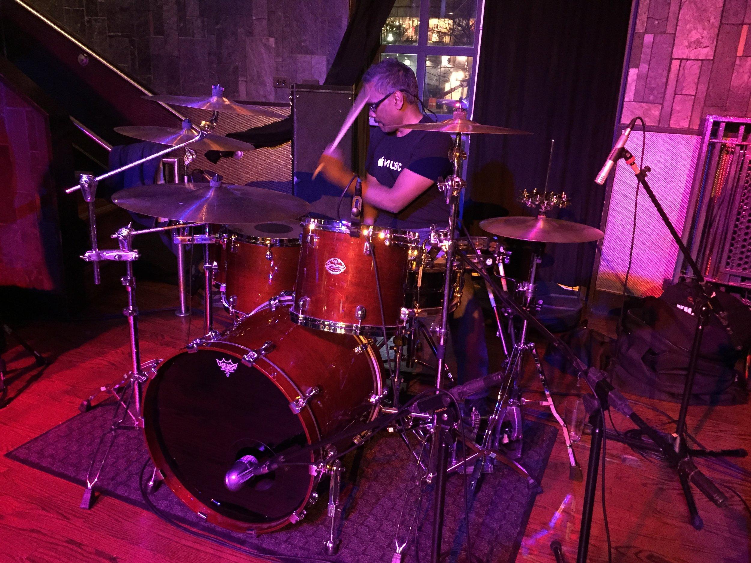 Live Band Karaoke. Hard Rock Cafe- Chicago, IL.