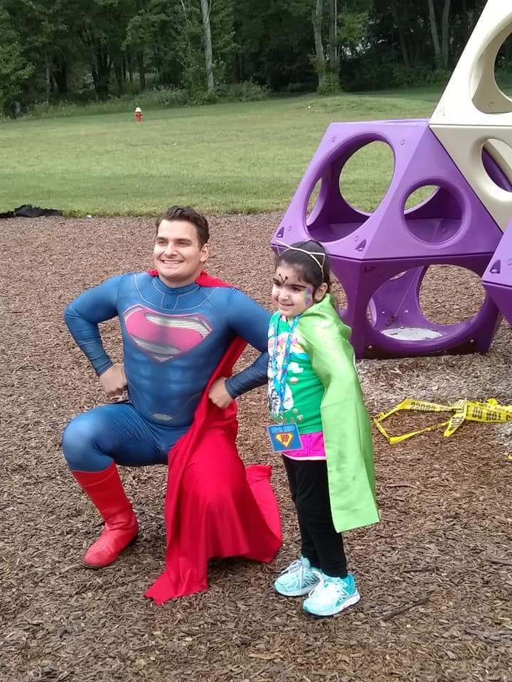Super Heroes Save Avon 9/8/18