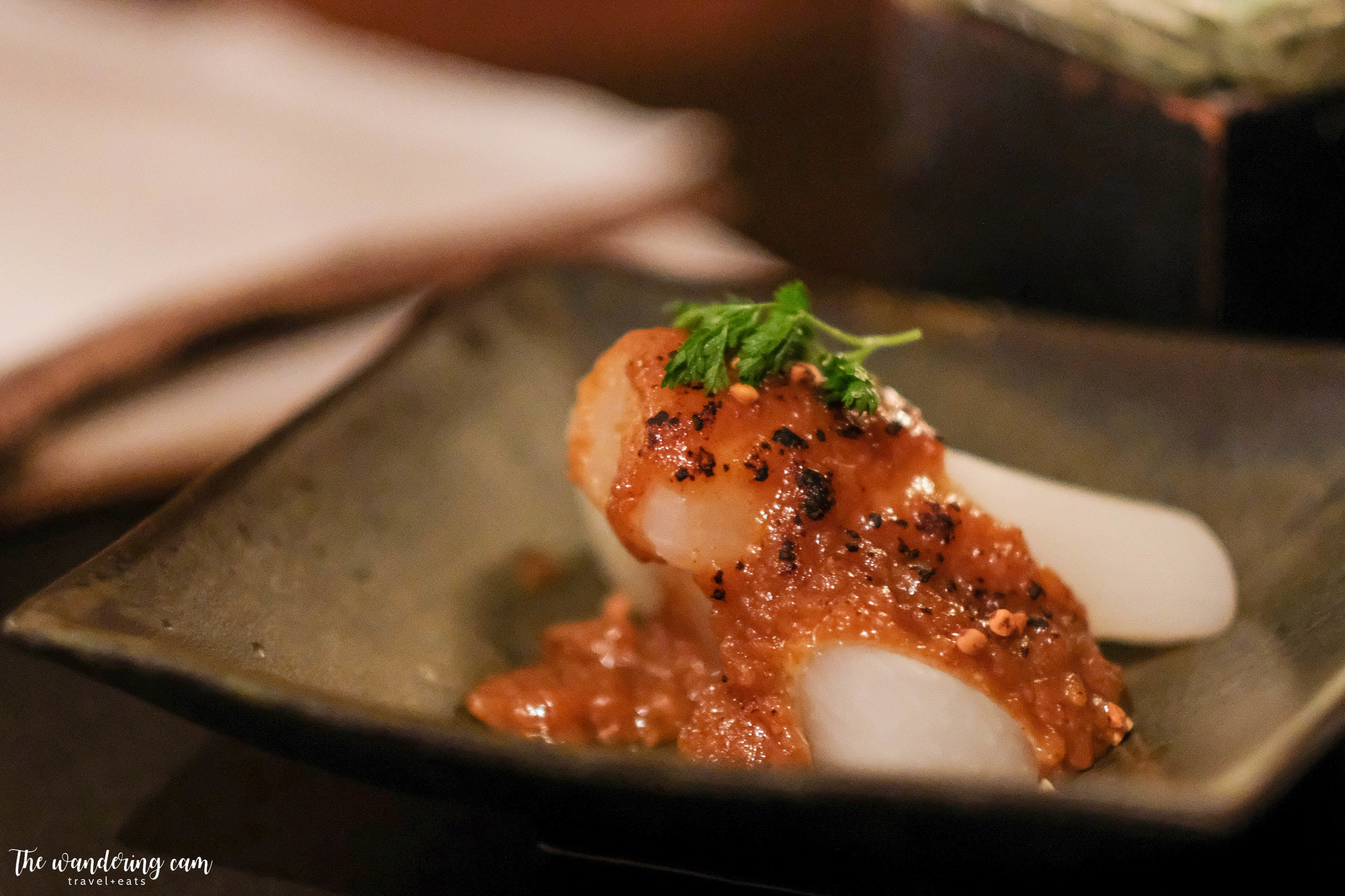 Furofuki Daikon  - tender stewed daikon with sweet miso sauce, delicious quintessential Japanese flavours