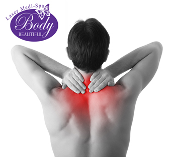 pain laser treatment for Neck Pain Moon Twp