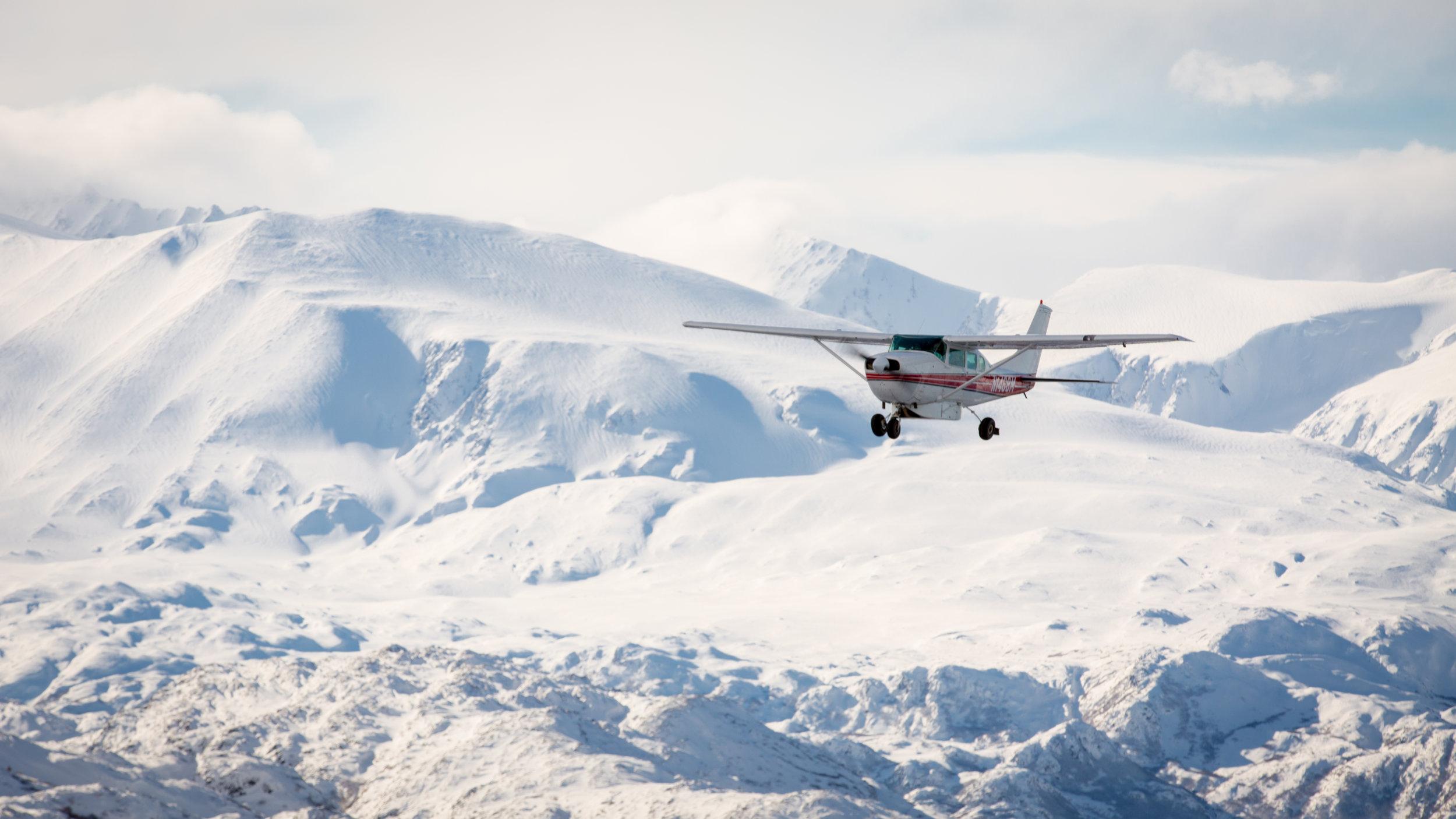 Partner with Jim and Lisa to Impact Alaska. - Contribute>>