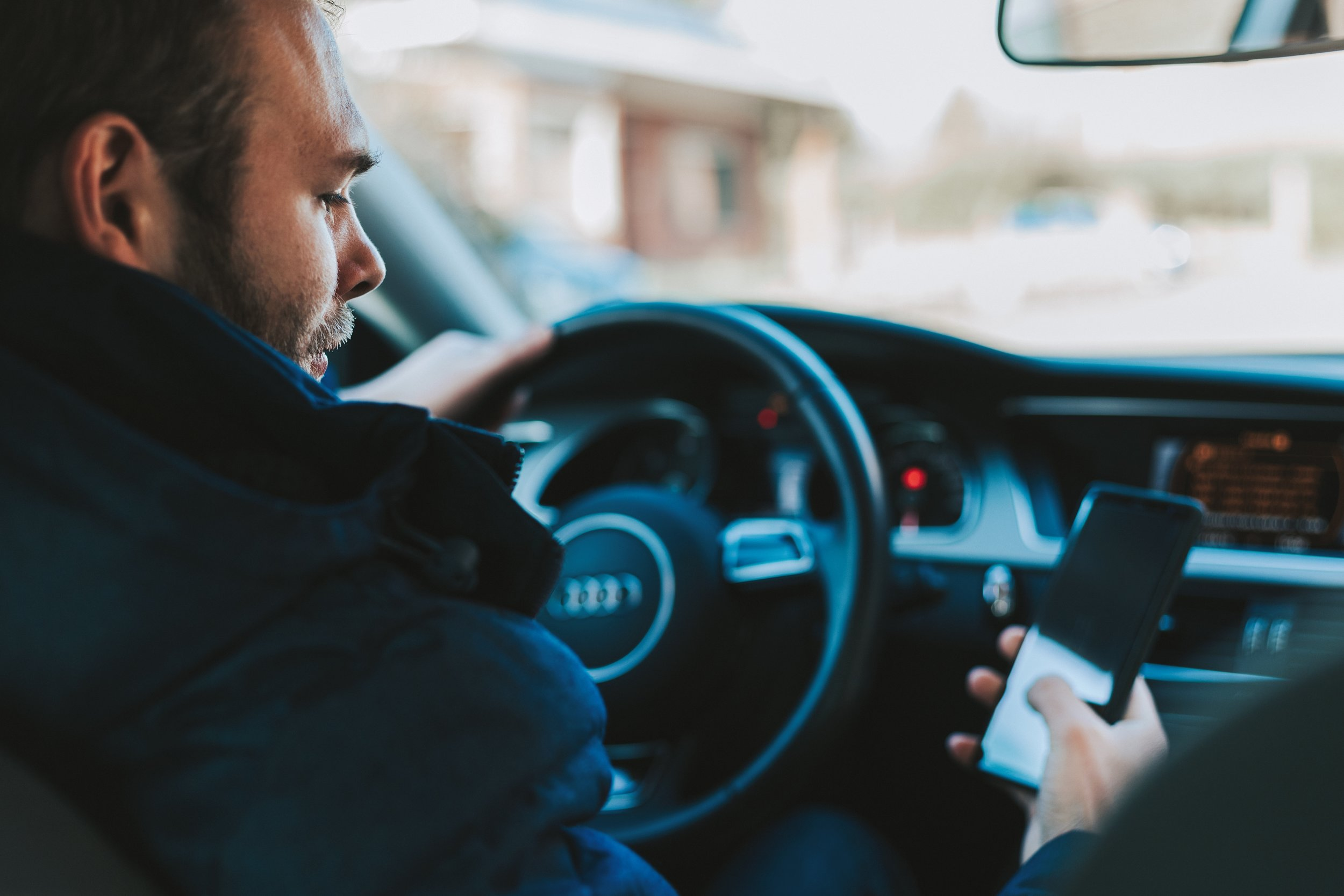 High Distracted Driving Fines Are Getting Attention -