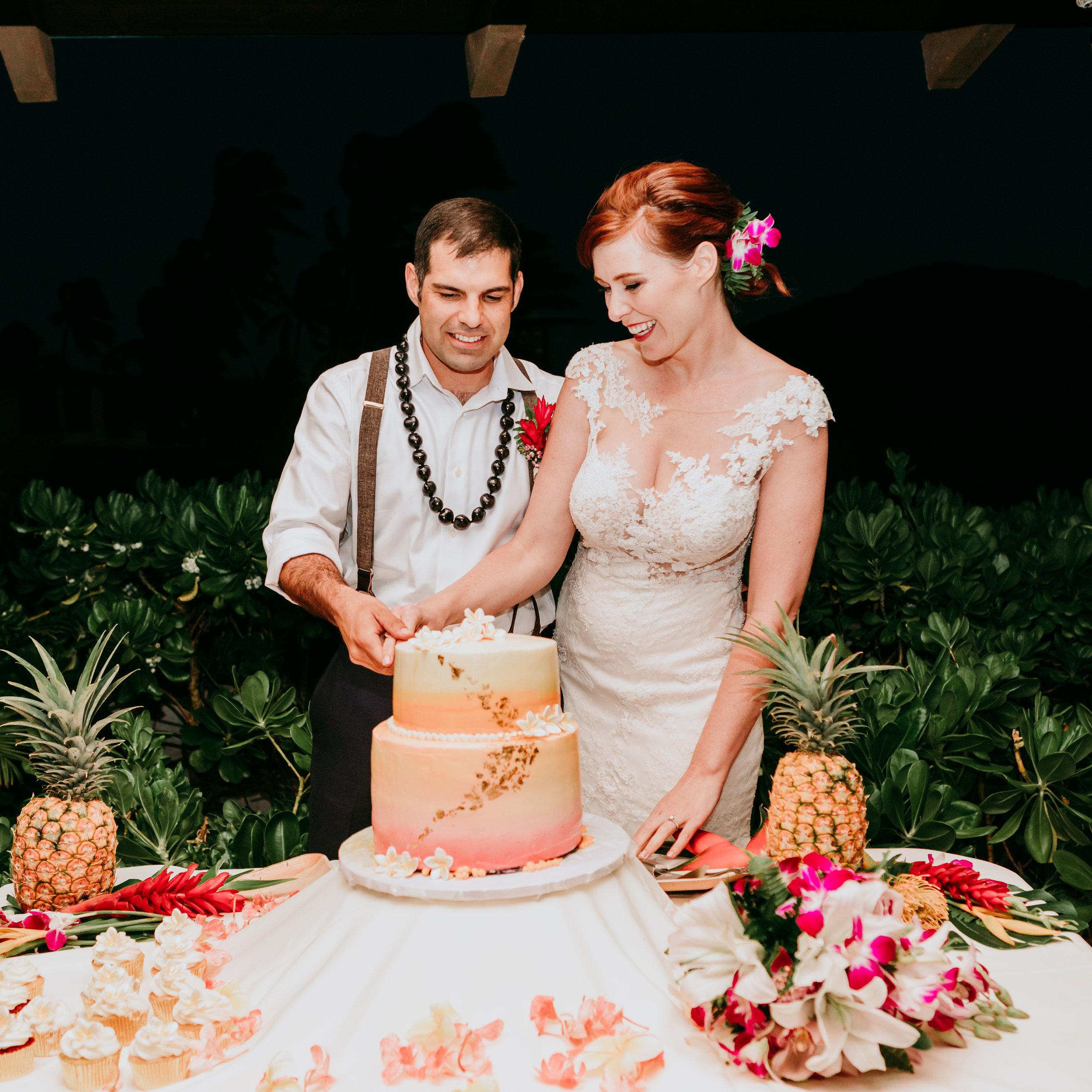 Makaha Wedding