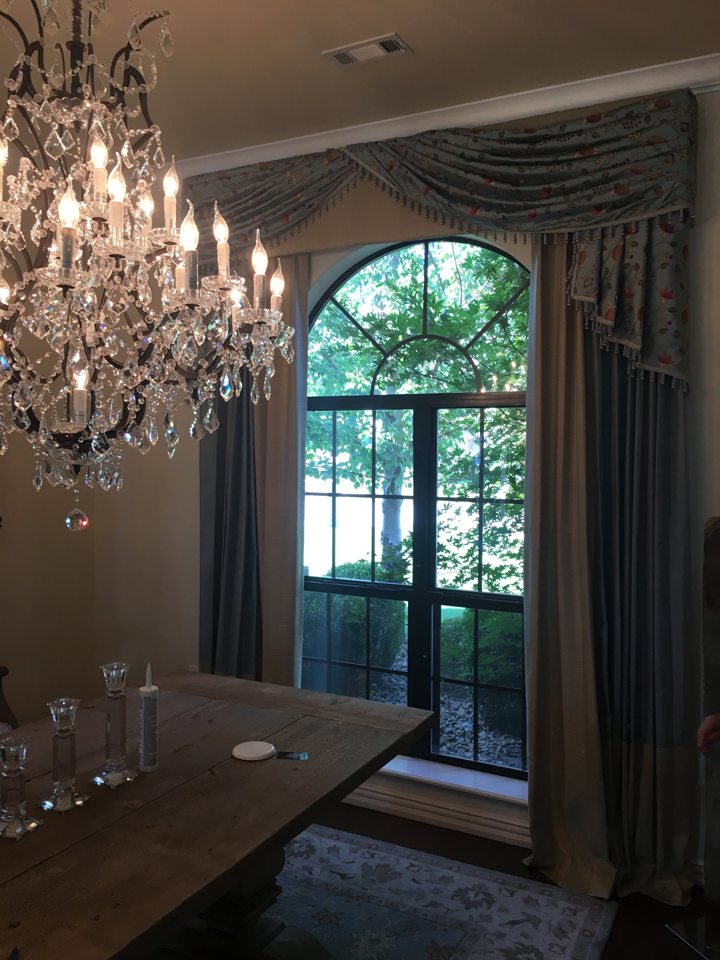 Classic French Formal Dining