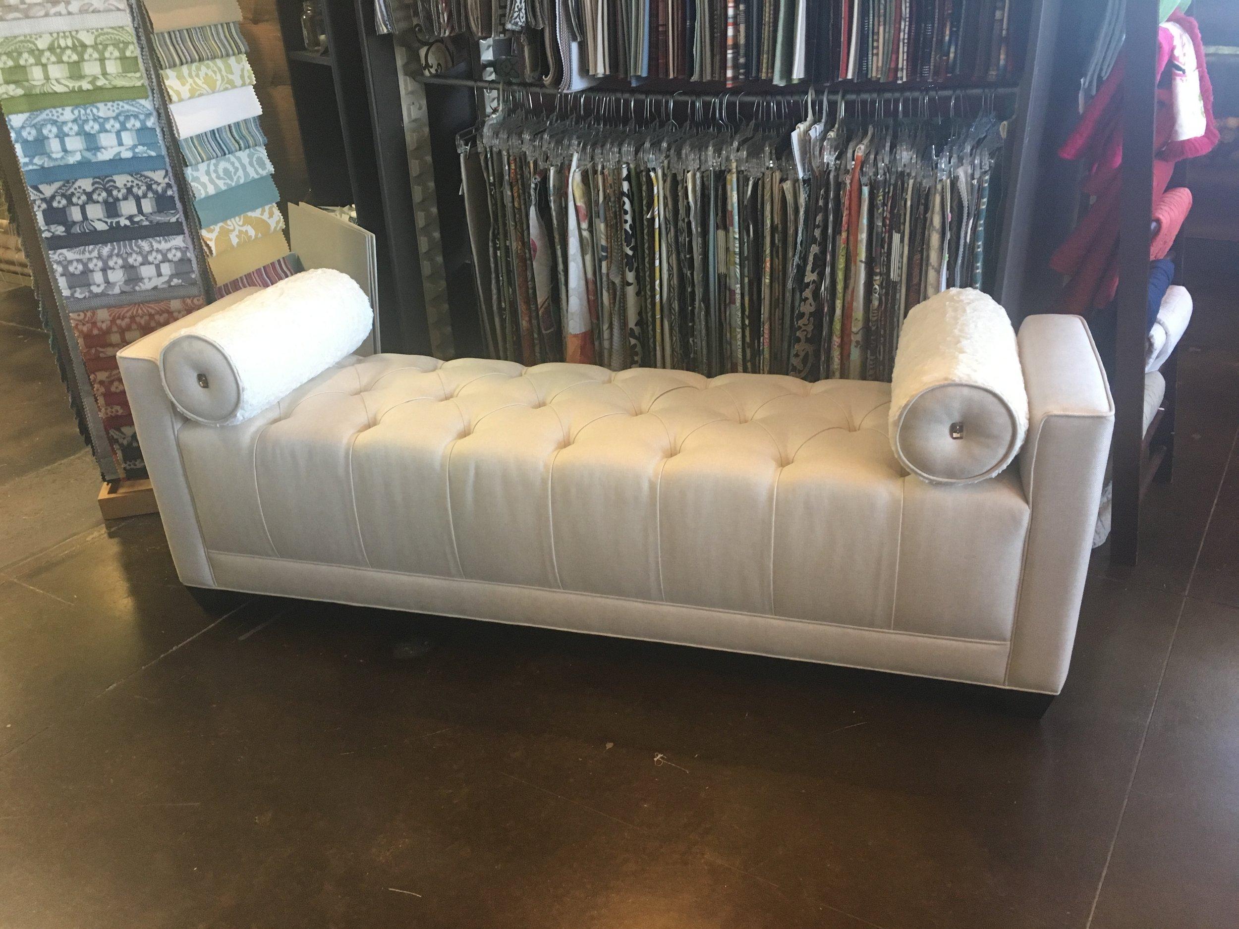 The M Grace Custom Bench #2