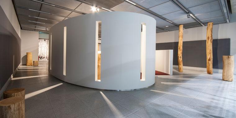 Architekten   K2 – Prayer Room at Cologne/Bonn Airport