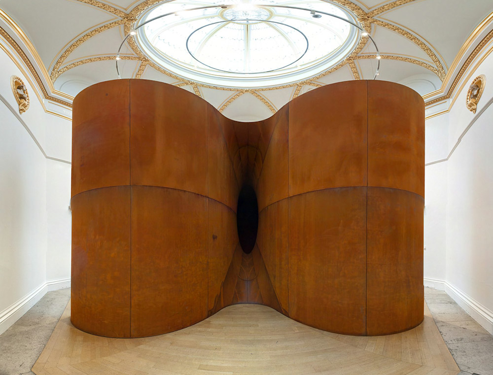 Hive, Anish Kapoor, 2009 – The Royal Academy of Arts, London – Image Source:  Gladstone Gallery