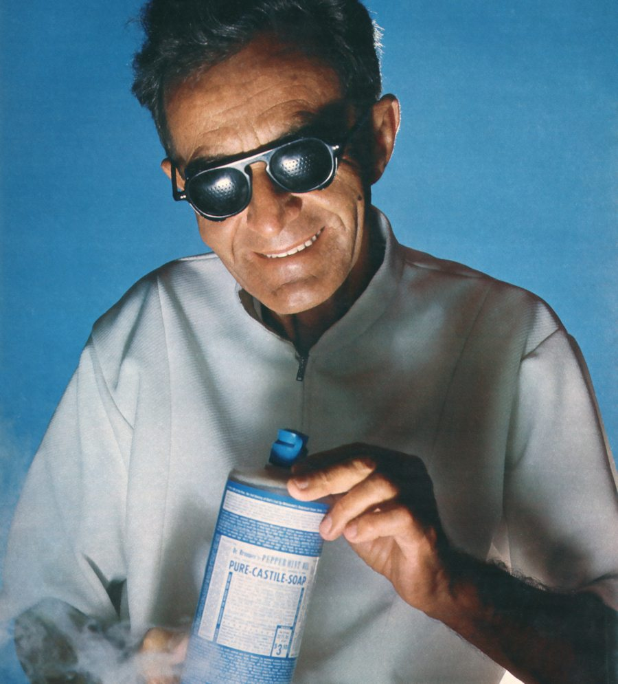 Photo from the Dr. Bronner's Media Center