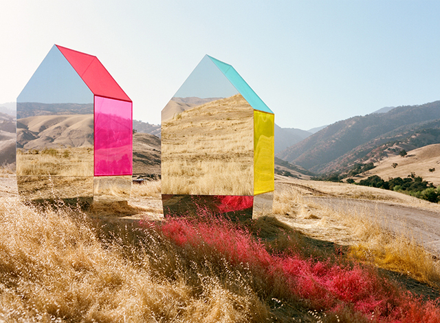 Mirror Architecture by Autumn De Wilde, on  Yellowtrace