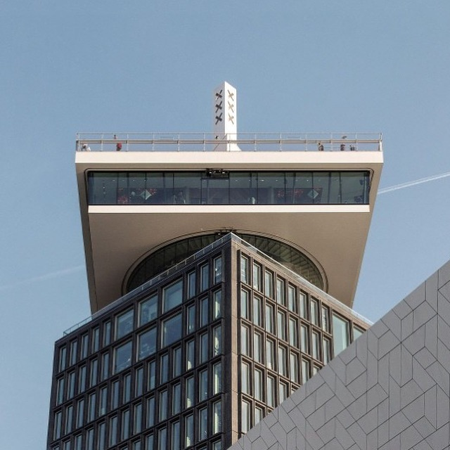 We value strength of the collective mind, believing that authentic creativity and innovation come from collaboration. Thanks @siradamhotel for sharing our work!  Located in the iconic A'dam Tower, Amsterdam. Stunning Views, a must! 📸 by @siradamhotel . #icraveny #design #art #artoftheday #architecture #creative #hotels #hoteldesign #designers #amsterdam #siradamhotel #icon #innovation