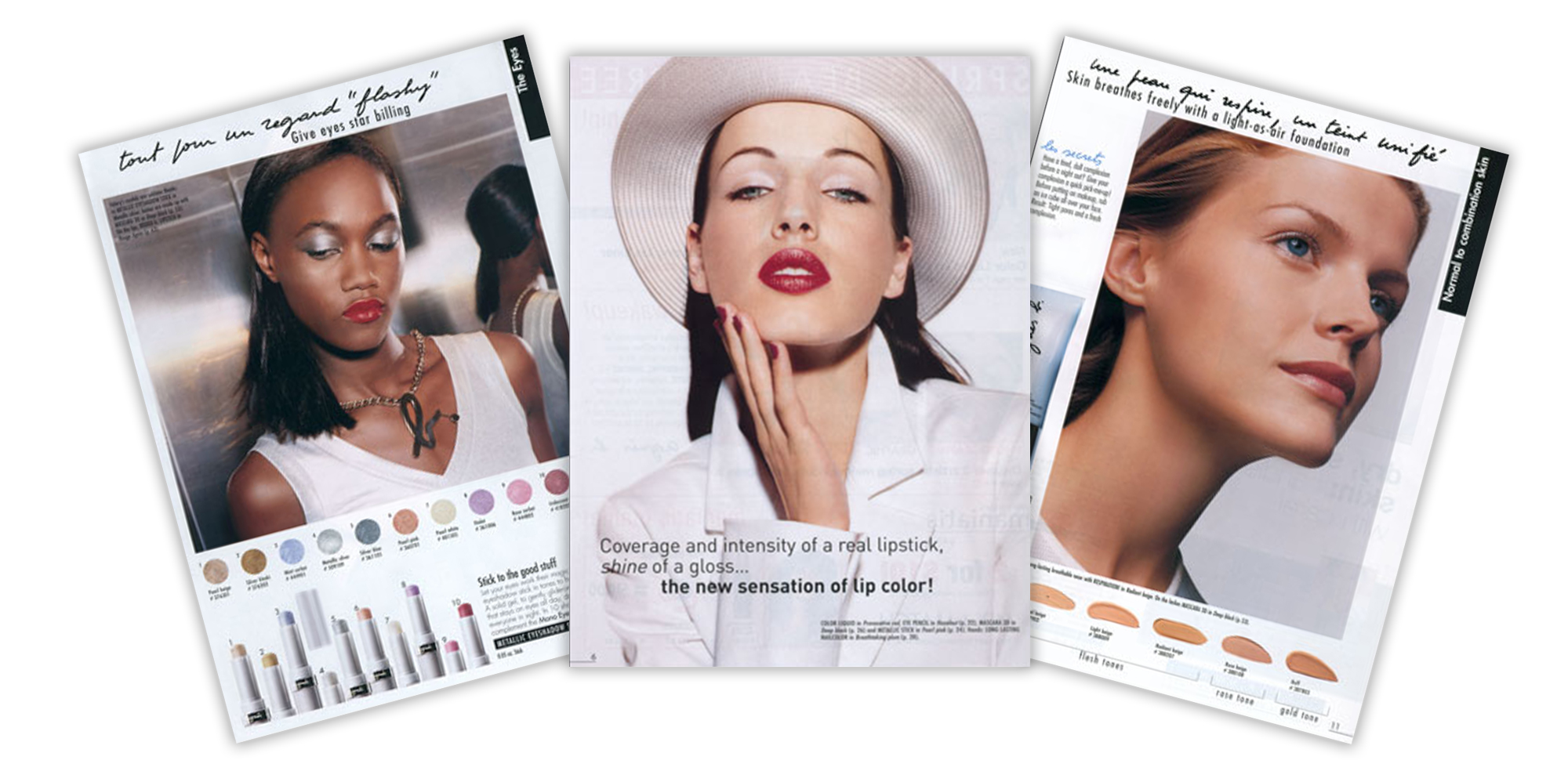 L'Oréal Catalogue Design