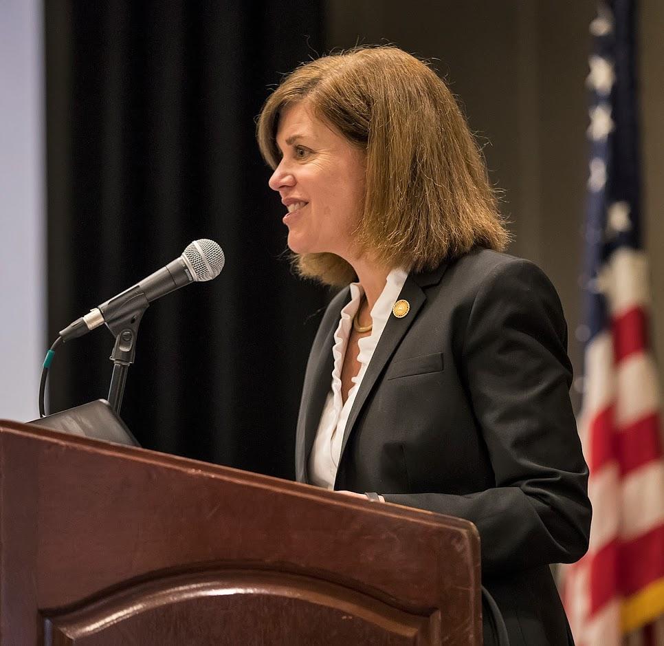 Deputy Secretary Kathleen Jab
