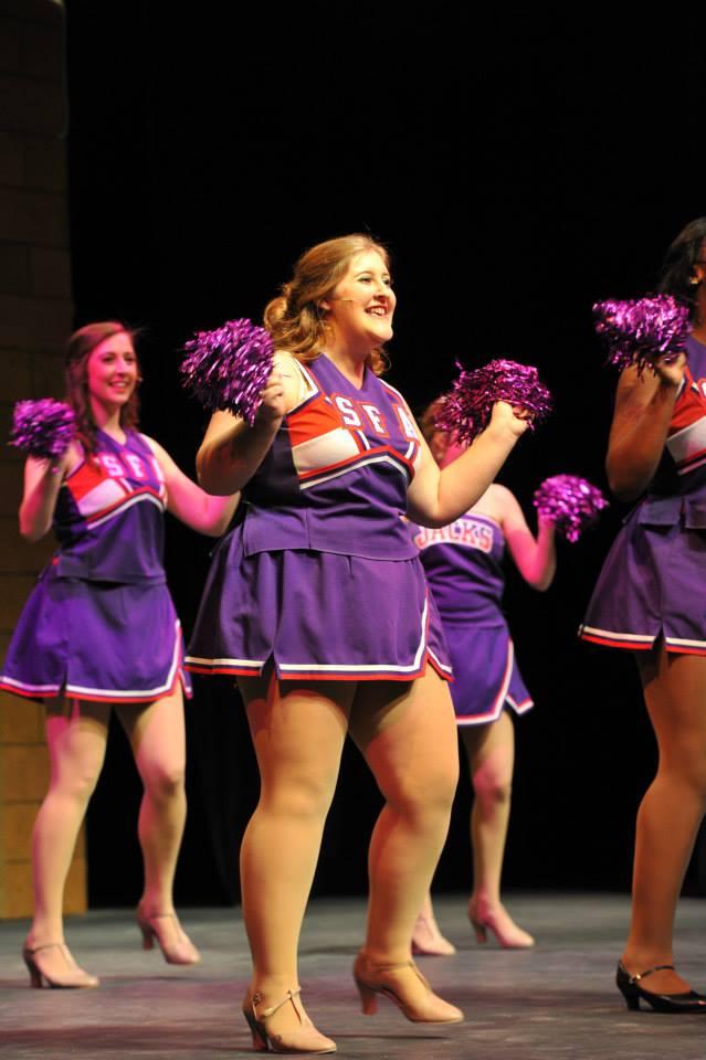 Production: Spamalot  Role: Chorus  Stephen F. Austin State University