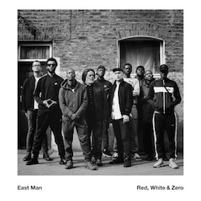 East Man  - Red, White & Zero - Recording [Planet Mu] -  Listen