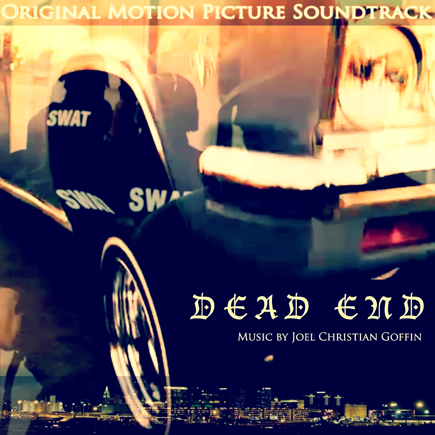 Dead End Soundtrack  - Joel's electronic based score for the film