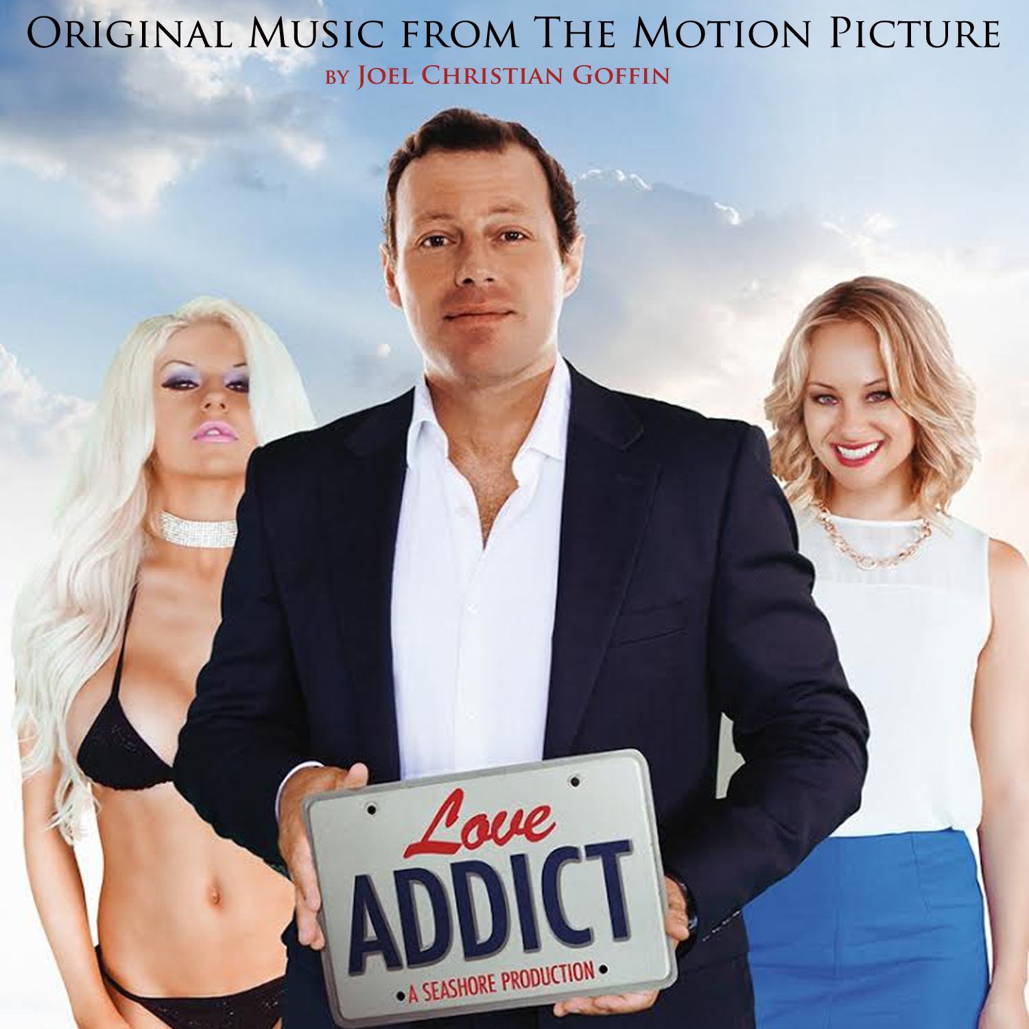Love Addict Soundtrack - Joel Goffin