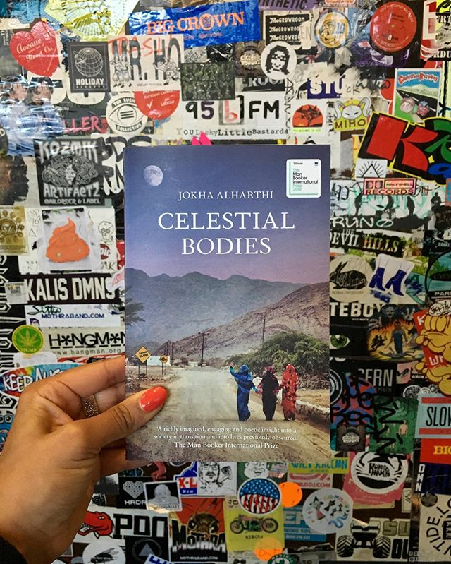 On 95bFM's Loose Reads Kiran reviewed our July Book of the Month and Lit Reads title Celestial Bodies by Jokha Alharthi which has won the Man Booker International Prize. Listen on our website!