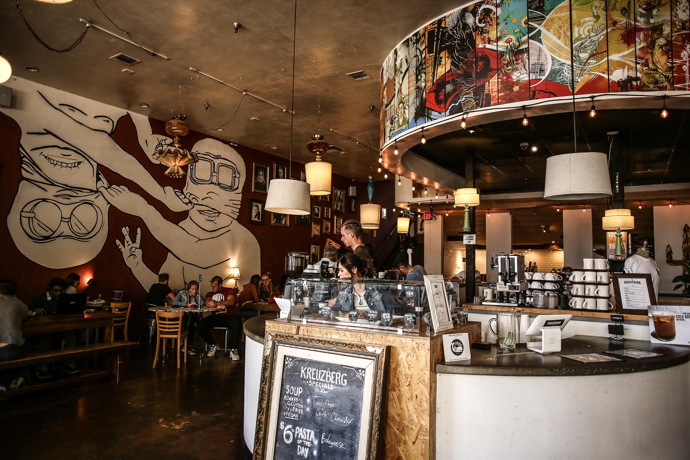 Kreuzberg Coffee