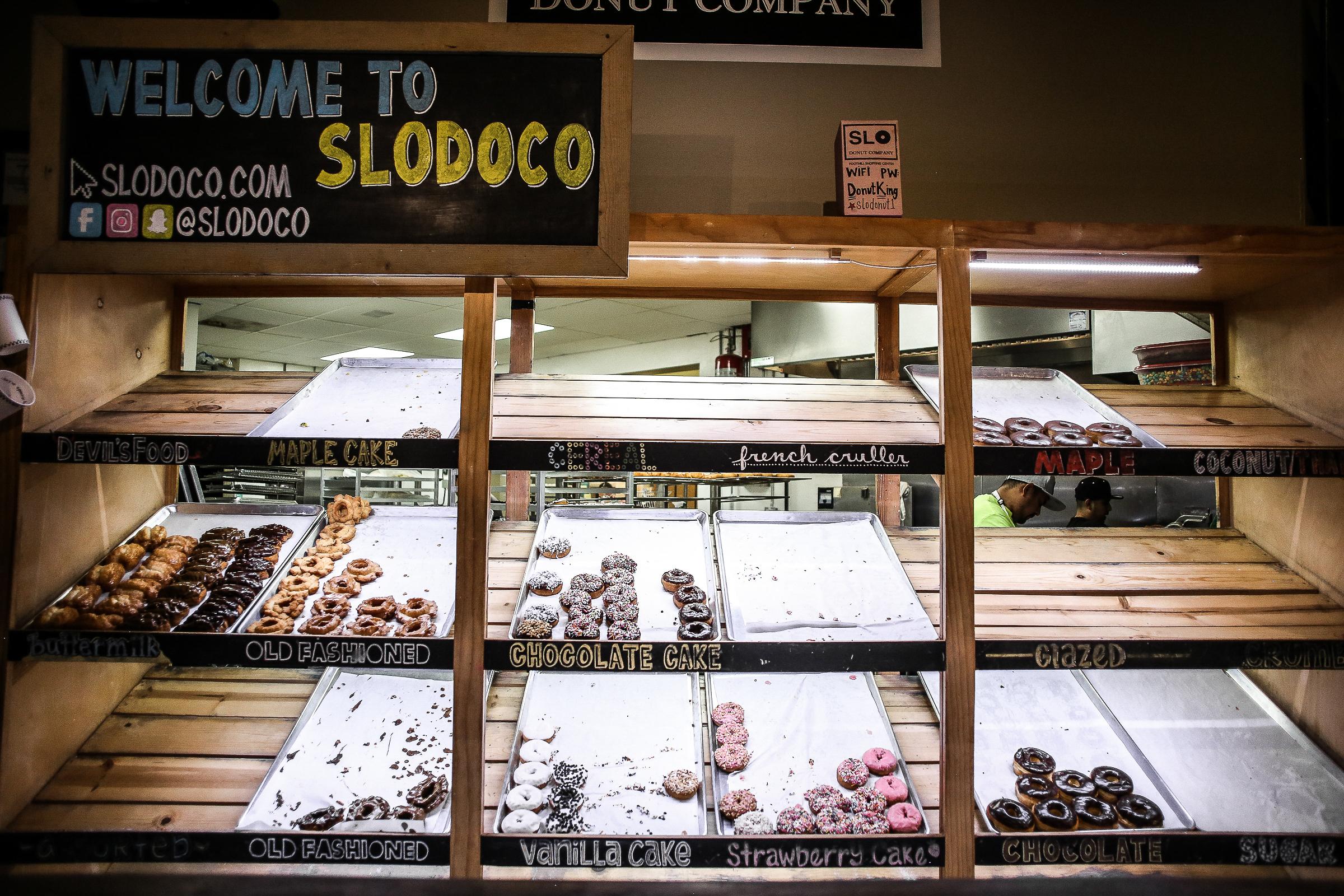 SLODOCO : SLO Donut Company