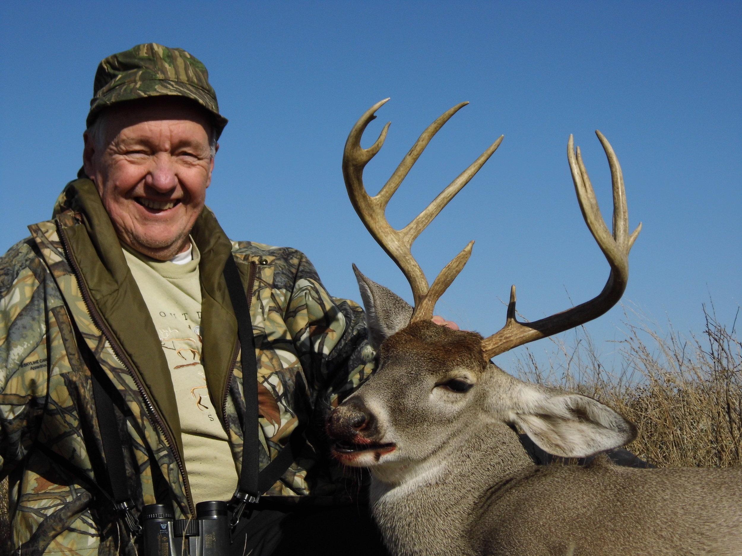 """""""Monster"""" Carmen Mountain Deer"""