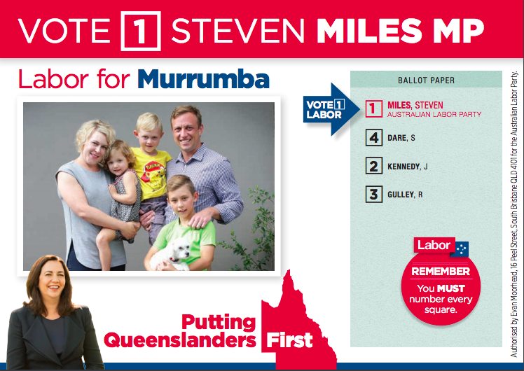 My official how-to-vote card.